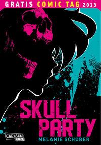 Gratis Comic Tag 2013: Skull Party - Klickt hier für die große Abbildung zur Rezension