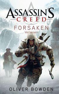 Assassin's Creed. Forsaken - Verlassen - Klickt hier für die große Abbildung zur Rezension