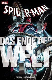 Spider-Man: Das Ende der Welt - Klickt hier für die große Abbildung zur Rezension