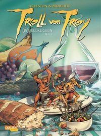 Troll von Troy 15: Fellkugeln - Teil 1 - Klickt hier für die große Abbildung zur Rezension