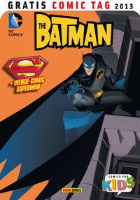 Gratis Comic Tag 2013: Batman / Superman Adventures - Klickt hier für die große Abbildung zur Rezension