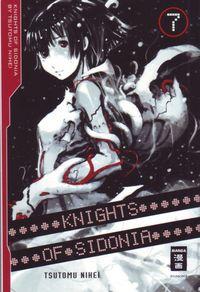 Knights of Sidonia 7 - Klickt hier für die große Abbildung zur Rezension