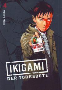 Ikigami - Der Todesbote - Klickt hier für die große Abbildung zur Rezension