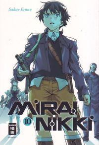 Mirai Nikki 10 - Klickt hier für die große Abbildung zur Rezension