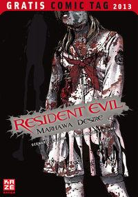 Gratis Comic Tag 2013: Resident Evil - Klickt hier für die große Abbildung zur Rezension