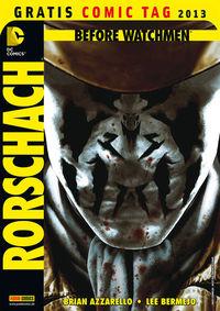 Gratis Comic Tag 2013: Before Watchmen Rorschach - Klickt hier für die große Abbildung zur Rezension