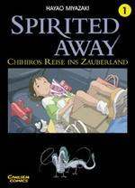 Spirited Away 1 - Klickt hier für die große Abbildung zur Rezension