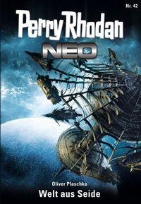 Perry Rhodan Neo 42: Welt aus Seide - Klickt hier für die große Abbildung zur Rezension