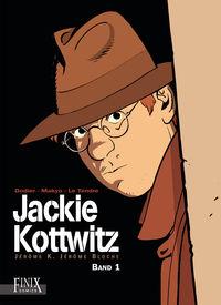 Jackie Kottwitz Gesamtausgabe 1 - Klickt hier für die große Abbildung zur Rezension