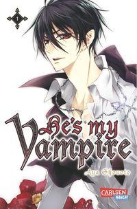 He´s my Vampire 1 - Klickt hier für die große Abbildung zur Rezension