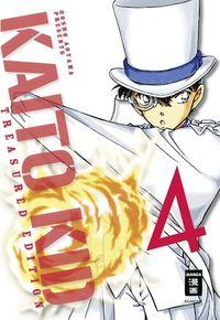 Kaito Kid Treasured Edition 4 - Klickt hier für die große Abbildung zur Rezension
