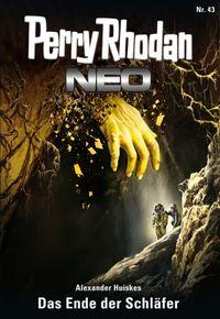 Perry Rhodan Neo 43: Das Ende der Schläfer - Klickt hier für die große Abbildung zur Rezension