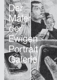 Der Maler der ewigen Portraitgalerie - Klickt hier für die große Abbildung zur Rezension