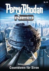 Perry Rhodan Neo 44: Countdown für Siron - Klickt hier für die große Abbildung zur Rezension