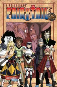 Fairy Tail 26 - Klickt hier für die große Abbildung zur Rezension