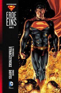 Superman Erde Eins 2 - Klickt hier für die große Abbildung zur Rezension