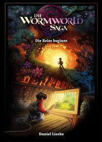 Die Wormworld Saga 1 - Klickt hier für die große Abbildung zur Rezension