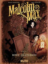 Malcolm Max 1 - Klickt hier für die große Abbildung zur Rezension