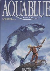 Aquablue - New Era 1: Rückkehr zu den Wurzeln - Klickt hier für die große Abbildung zur Rezension