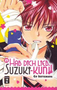 Hab dich lieb, Suzuki-kun 13 - Klickt hier für die große Abbildung zur Rezension