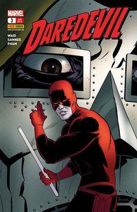 Daredevil 3: Getrennte Wege - Klickt hier für die große Abbildung zur Rezension