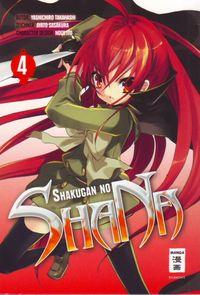 Shakugan no ShaNa 4 - Klickt hier für die große Abbildung zur Rezension