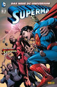 Superman 12 - Klickt hier für die große Abbildung zur Rezension