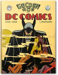 The Golden Age of DC Comics - Klickt hier für die große Abbildung zur Rezension