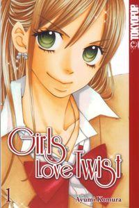 Girls Love Twist 1 - Klickt hier für die große Abbildung zur Rezension