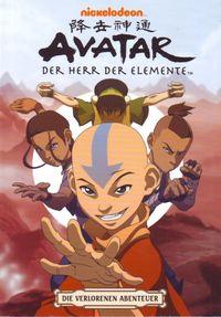 Avatar: Der Herr der Elemente Band 4: Die verlorenen Abenteuer - Klickt hier für die große Abbildung zur Rezension