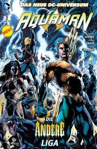 Aquaman 2: Die andere Liga - Klickt hier für die große Abbildung zur Rezension