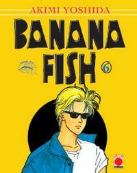 Banana Fish 6 - Klickt hier für die große Abbildung zur Rezension