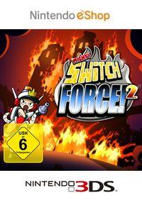 Mighty Switch Force! 2 - Klickt hier für die große Abbildung zur Rezension
