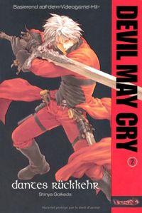 Devil May Cry – Dantes Rückkehr - Klickt hier für die große Abbildung zur Rezension