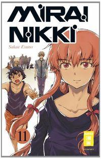 Mirai Nikki 11 - Klickt hier für die große Abbildung zur Rezension