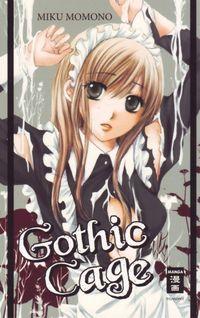Gothic Cage - Klickt hier für die große Abbildung zur Rezension