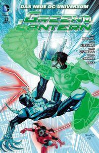 Green Lantern Sonderband 33 - Klickt hier für die große Abbildung zur Rezension