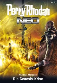Perry Rhodan Neo 47: Die Genesis-Krise - Klickt hier für die große Abbildung zur Rezension