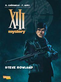 X III Mystery 5: Steve Rowland - Klickt hier für die große Abbildung zur Rezension
