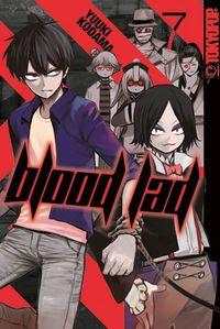 Blood Lad 7 - Klickt hier für die große Abbildung zur Rezension