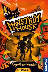Monstrum House 02: Angriff der Monster - Klickt hier für die große Abbildung zur Rezension