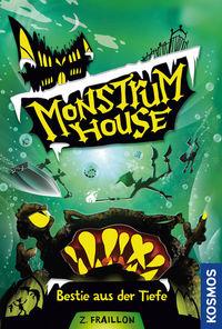 Monstrum House 03: Bestie aus der Tiefe - Klickt hier für die große Abbildung zur Rezension
