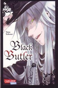 Black Butler 14 - Klickt hier für die große Abbildung zur Rezension