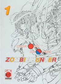 Zombie Hunter 1 - Klickt hier für die große Abbildung zur Rezension