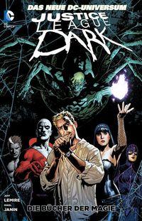 Justice League Dark 2 - Klickt hier für die große Abbildung zur Rezension