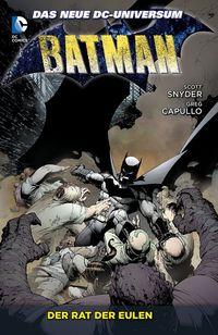Batman 1: Der Rat der Eulen - Klickt hier für die große Abbildung zur Rezension