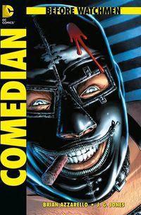 Before Watchmen: Comedian SC - Klickt hier für die große Abbildung zur Rezension
