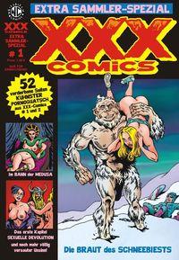 Extra Sammler-Spezial  XXX-Comics 1 - Klickt hier für die große Abbildung zur Rezension