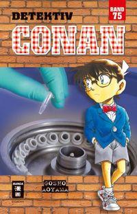 Detektiv Conan 75 - Klickt hier für die große Abbildung zur Rezension