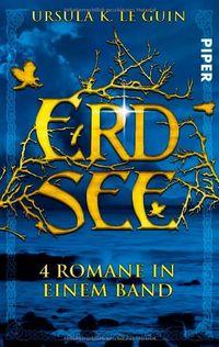 Erdsee: 4 Romane in einem Band - Klickt hier für die große Abbildung zur Rezension